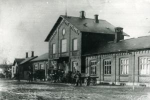 parkering skanderborg station